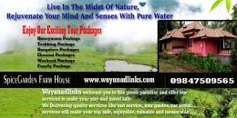 Villa for sale in Wayanad