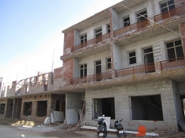 Independent Villa Stylish 3BHK Available For Sale At Zirakpur