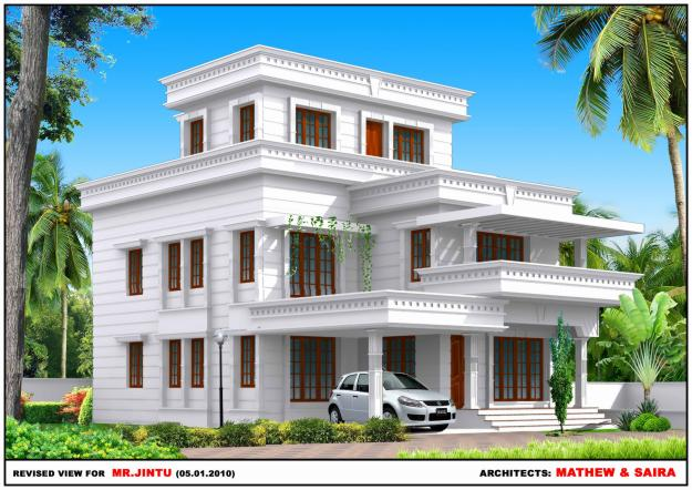 Villa For Sale In Nedumbassery Kochi Nedumbasserry