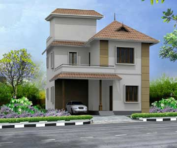villa for sale in Kakkanad, Kochi
