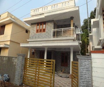 Villa for sale in VIGAYA NAGAR BEHIND E.M.C NEAR FEDERAL PARK, Kochi